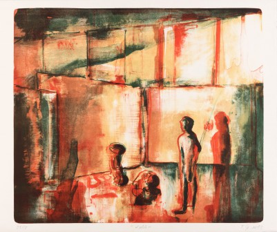 Lange, Thomas, Atelier
