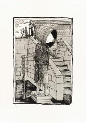 Oschatz, Julia, Nonsaints (Diogenes)