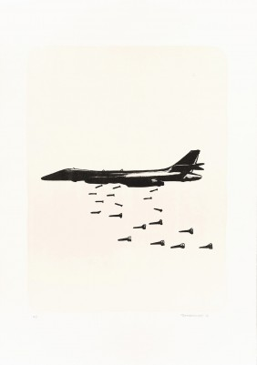 Saribas, Baris, o.T. (bomber)